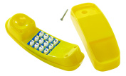 Telephone With Sounds For Kids Climbing Frames or Tree Houses - Yellow.