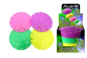 Brightly coloured Flying Ring/frisbee Choice of colours 1 Supplied