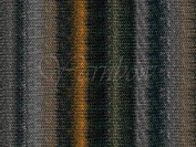 Noro Shiraito, 49 - Black-Greys-Pumpkin