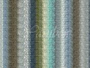 Noro Shiraito, 50 - Greys-Olive-Nut-Aqua-White