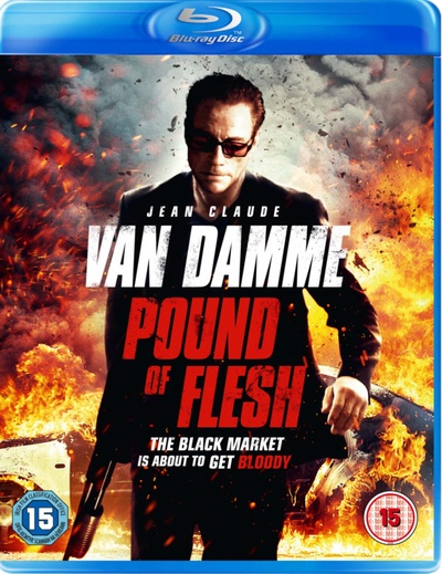 Pound of Flesh [Region B] [Blu-ray] - DVD - New - Free Shipping.