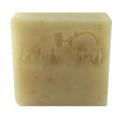 Ylang Ylang Natural Handmade Soap with Lavender Exfoliant 150ml