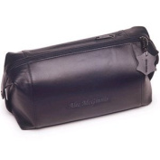 Personalised Leather Toiletry Kit - Free Personalization