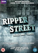 Ripper Street: Series 1-3 [Region 2]