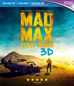 Mad Max: Fury Road [Region B] [Blu-ray]