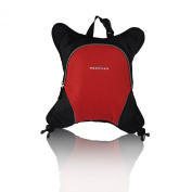 Obersee Baby Bottle Cooler Attachment, Red