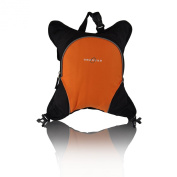 Obersee Baby Bottle Cooler Attachment, Orange