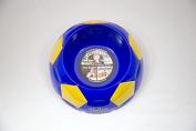 Lil Pro 1-30518 Soccerbowl Pet Feeding Set, Blue