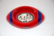 Lil Pro 1-30515 Footbowl Pet Feeding Set, Red