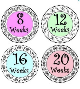 Belly Bump Stickers Momma To Be Pregnancy Stickers Belly Stickers Mama To Be Stickers Swirl Collection