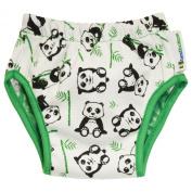 Best Bottom Training Pants, Playful Panda, Large