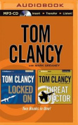 Tom Clancy - Locked on and Threat Vector  [Audio]