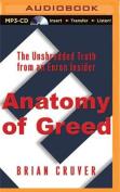 Anatomy of Greed [Audio]