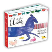 A is for Andy [Board Book]