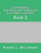 Expanding Vocabulary Through KJV Bible Verses