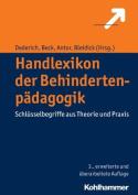 Handlexikon Der Behindertenpadagogik [GER]