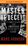 Master of Deceit [Audio]