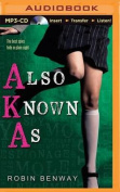 Also Known as (AKA  [Audio]