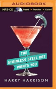 The Stainless Steel Rat Wants You (Stainless Steel Rat Books  [Audio]