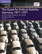 A/AS Level History for AQA the Quest for Political Stability