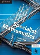 CSM VCE Specialist Mathematics Units 1 and 2 Print Bundle