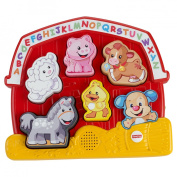 Fisher Price Laugh and Learn Farm Animal Puzzle