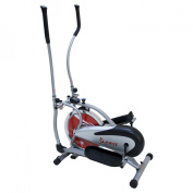 Sunny Health and Fitness SF-E1405 Flywheel Elliptical Trainer - Silver