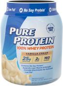 Pure Protein 100% Whey Powder, Vanilla Cream, 0.8kg