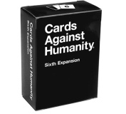 Cards Against Humanity 6th Expansion Pack