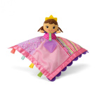 Infantino Sparkle Soft and Snuggly Lovie Pal Princess