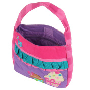 Stephen Joseph Quilted Cupcake Purse for Little Girls