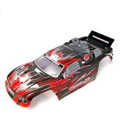 Redcat Racing Off Road Truggy Body, Red Scheme