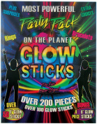 Party Pack Glow Sticks