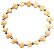 The Trrtlz Owlz Bracelet [Yellow]