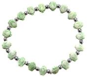 The Trrtlz Owlz Bracelet [Green]
