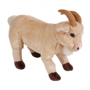 33cm Billy Goat Plush Stuffed Animal Toy