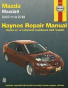 Mazda 6 Automotive Repair Manual