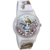 Alice In Wonderland Watch - With Animated Cards