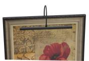 House of Troy APR16-7 Advent Profile Picture Light, 41cm , Black