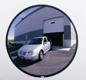 30cm Indoor Acrylic Convex Mirror