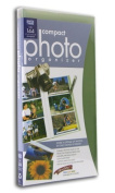 Portaview Compact Photo Organiser with Case 144 ct. assorted colours