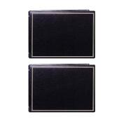 Pioneer Photo Albums JMV207-BL Magnetic X-Pando Album 20 Page 12X16.24 Black