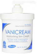 Vanicream Moisturising Skin Cream with Pump Dispenser New Value Size Package, 1.8kg
