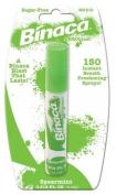 Binaca sugar-free Aeroblast 150 Breath Spray, Spearmint 5ml