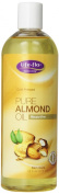 Life-Flo Oil, Pure Almond, 470ml