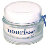 "Nourisse Naturals Organic Anti-Ageing Night Cream for Sensitive Skin / 99% Organic Sensitive Skin Moisturiser / Fresh Citrus Scent / For More Scents, See ""Sizes"" on right / 50ml"