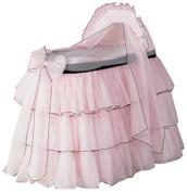 Baby Doll Sherbert Bassinet Set, Pink