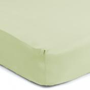 Sealy Therma-Fresh Crib Sheet, Sage Green