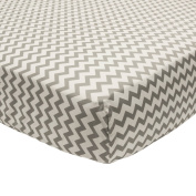Henri Fitted Crib Sheet by Petit Nest