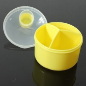 Bheema Portable Baby Kids Infant Milk Powder Formula Dispenser